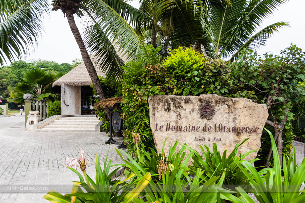 Hotel La Domaine de LOrangeraie Resort and Spa