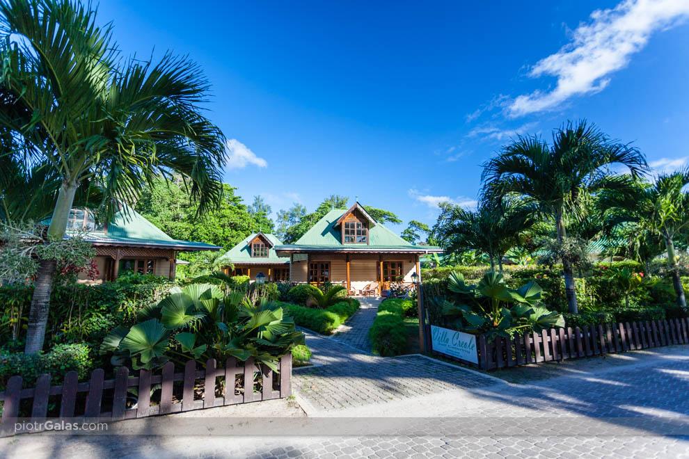 Pensjonat Villa Creole