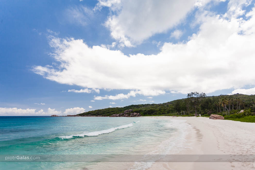 Plaża Grand Anse