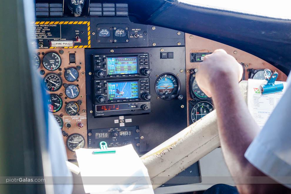 Wszystko w rękach pilota